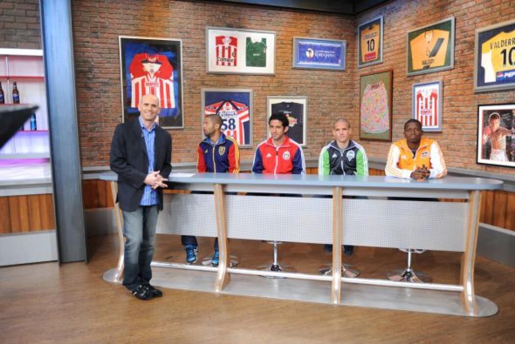 Oswaldo Alonso iniciará su quinta temporada en la MLS con los Seattle So...