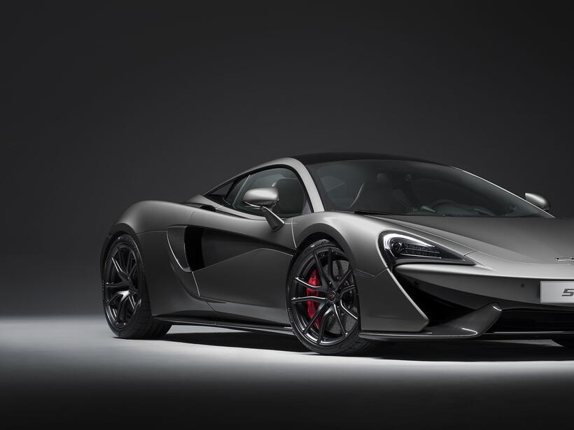 McLaren 570S with Track Pack 2017
