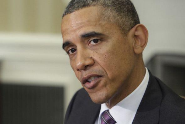 El presidente Barack Obama llegará a México el jueves 2 de...