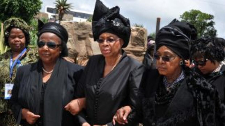 Familia Mandela