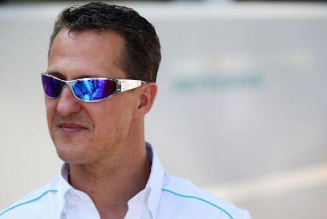 A Schumacher le ha gustado esquiar en estas fechas desde sus épocas en F...