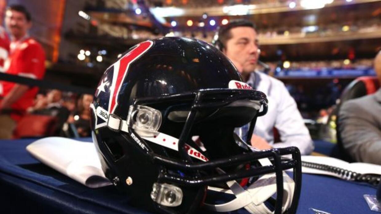 Una de las líneas más relevantes del Draft será la selección de los Texa...