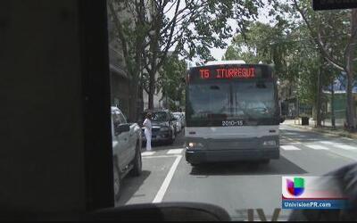 Controversia por los posibles cambios en las rutas de transporte público