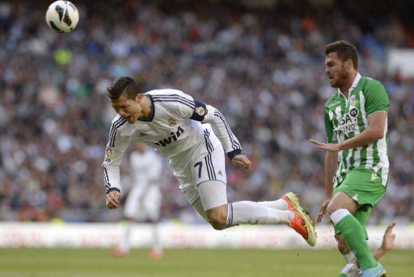 El portugués sigue siendo el mejor arma del Madrid aun sin hacer...