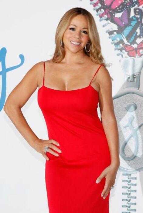 Sorprendentemente Mariah Carey tiró algo que había ganado a la basura, p...