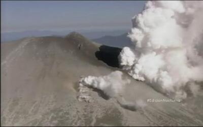 Decenas de muertos por una erupción en Japón