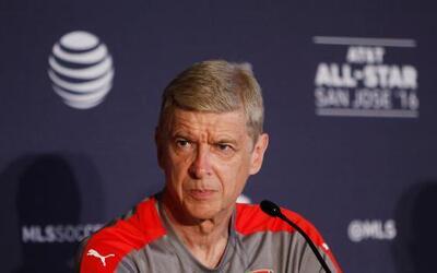Arsène Wenger revolucionó al Arsenal y a todo el fútbol inglés.