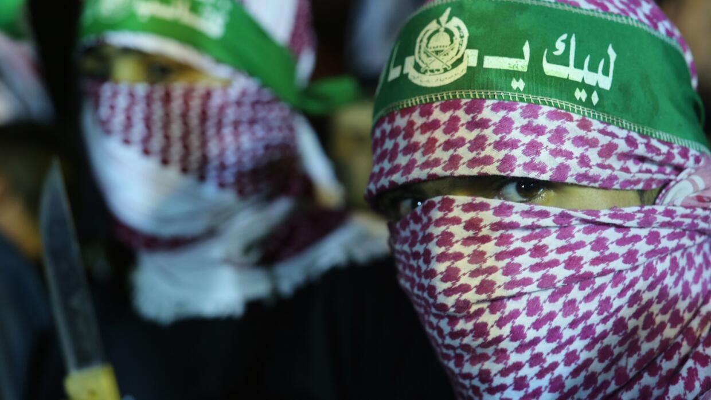 Líderes de Hamas llaman a una tercera intifada en Cisjordania
