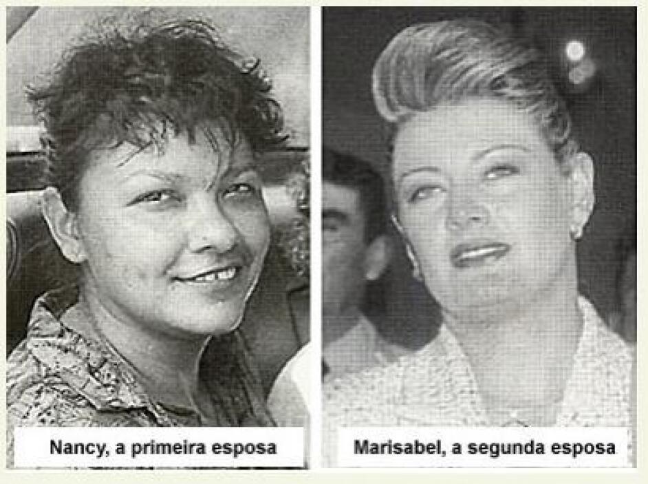 El fallecido presidente de Venezuela estuvo casado en dos ocasiones: la...
