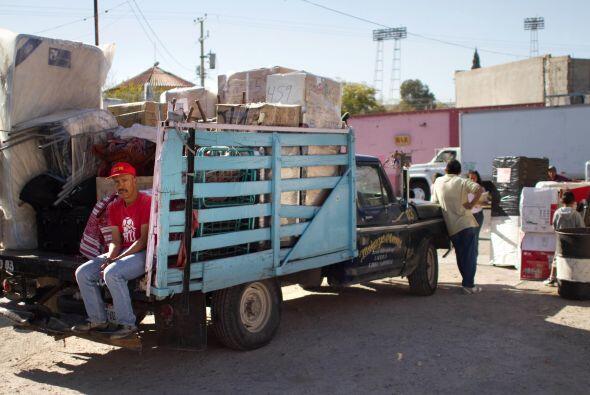 Ramírez viajará junto a sus dos hijos y la abuela de 76 años. El trabaja...