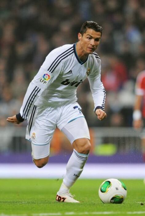 Pero a partir de ahí bajaron los decibeles del Real Madrid y comenzó a m...