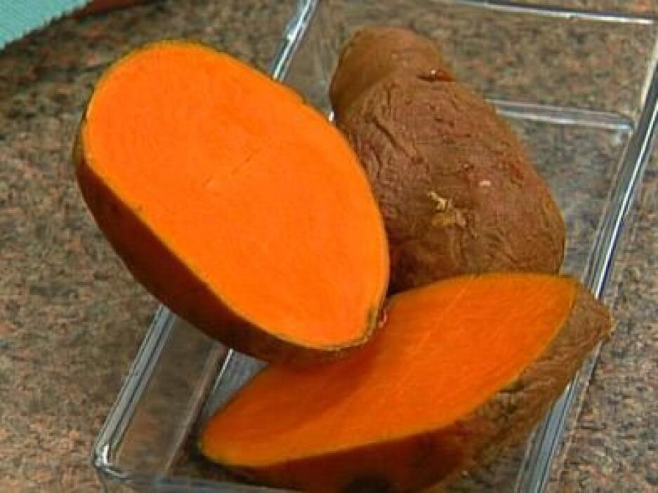 Una compota de manzana y camote. Es un dulce tradicional de Venezuela qu...