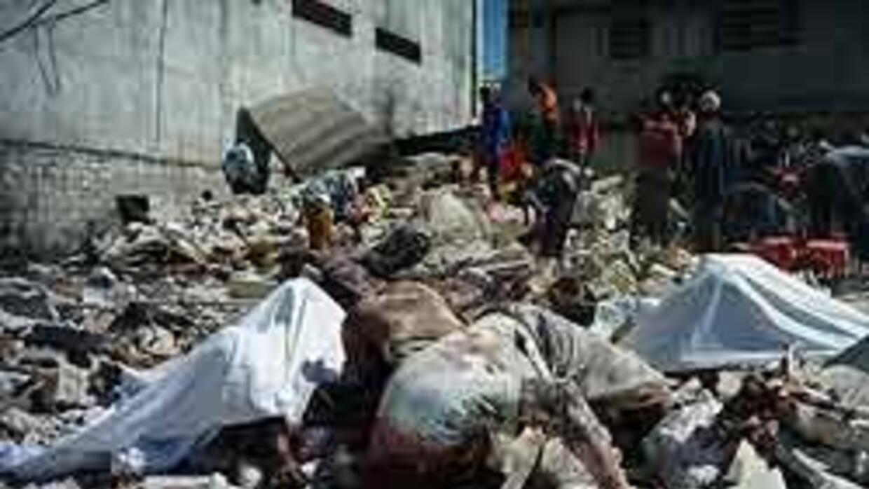 Sismo en Haití, la peor catástrofe que ha enfrentado la ONU 2105be2a90a4...