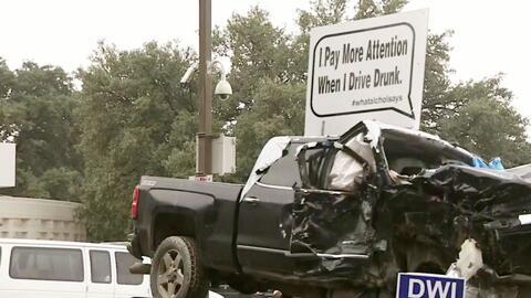 Curiosa campaña vial busca reducir muertes en accidentes asociadas con a...