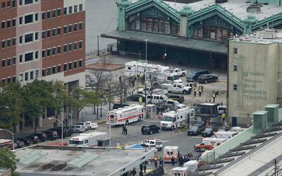 Al menos 108 heridos dejó accidente de tren cargado de pasajeros en esta...