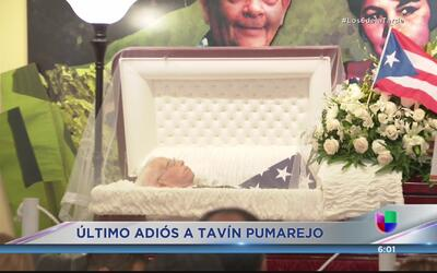 Un último adiós al comediante Tavín Pumarejp