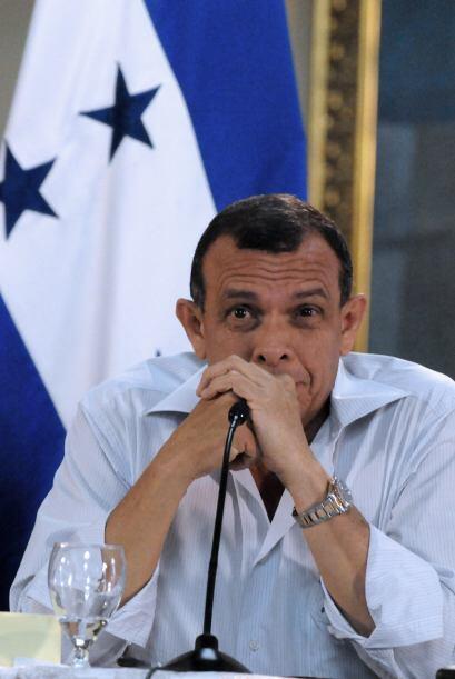 El gobierno de Honduras reporta una tasa de 50 homicidios por cada cien...