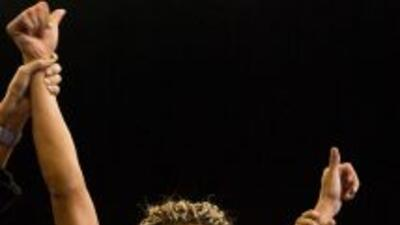 Mariana Juárez espera disputar el título mundial supermosca.