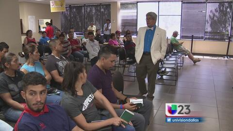 Trabajadores hispanos se reúnen en la Semana de los Derechos Laborales