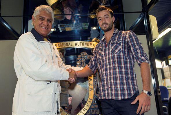El argentino Francisco Dutari ni siquiera ha debutado en la Liga, su com...
