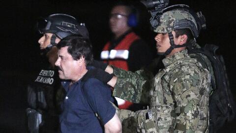 Los reclamos de 'El Chapo' durante su reclusión en México