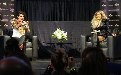 Alejandra Guzmán y Gloria Trevi - Staples Center