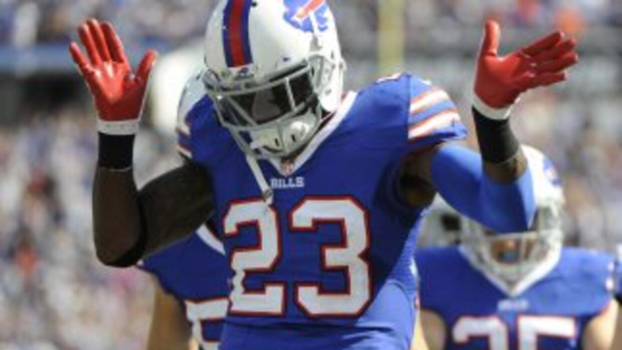 Aaron Williams se quedará en los Bills (AP-NFL).