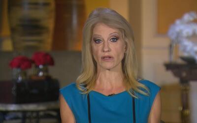 Kellyanne Conway asegura que no hay que darle a Romney el puesto de Secr...