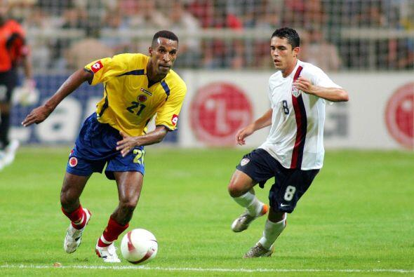 Luego de jugar en varios equipos de la MLS  llegaría al Puebla do...