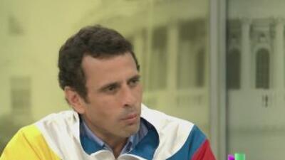 Adelanto de la entrevista exclusiva con Henrique Caprile