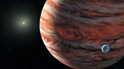 La sonda Juno debe llejar a Júpiter en 2016