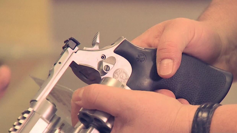Houston es una de las ciudades con mayor índice de adquisición de armas...