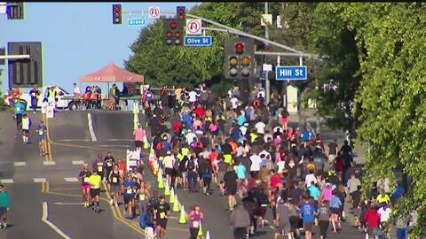 La cuarta carrera anual del Centro Cívico de Los Ángeles convocó a 5,000...