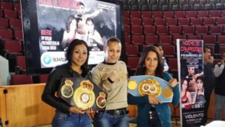 Zulina Muñoz contra Mariana Juárez tendrá que esperar (Foto: Canelo Prom...