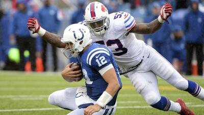Highlights Temporada 2015 Semana 1: Buffalo Bills 27-14 Indianapolis Colts
