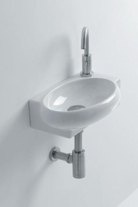 Otra opción para los niños pequeños es un lavabo 'mini', perfecto si el...