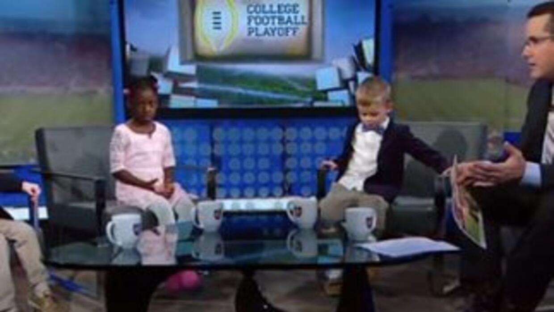 Kids Talk Sports