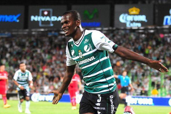Santos ha logrado mantener su nivel en ofensiva tras la salida de Oribe...