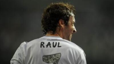 El atacante español se enfundó una vez más la playera del Madrid con el...