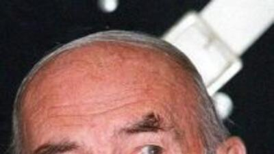 El nazi Erich Priebke, en una foto del 7 de junio de 1996.
