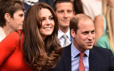 Kate Middleton y Guillermo en Wimbledon 2015
