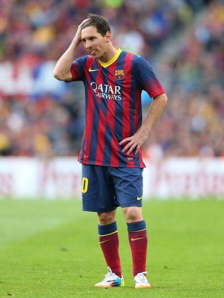 Decepción del Barcelona en una temporada sin títulos.
