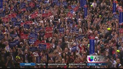 Resumen del cierre de la Convención Nacional Republicana