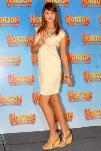 Eiza González comenzó su carrera cuando tenía tan sólo 15 años.