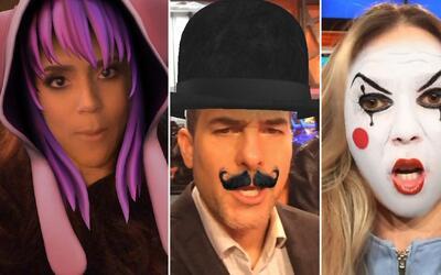 Carlos Calderón, Francisca Lachapel y Alessandra Villegas se ponen cute...