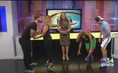 ¡Enamórate del ejercicio en pareja!