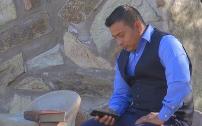 Indocumentado libró de la deportación protegido en una iglesia santuario