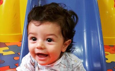 Baby Joshua Colombia