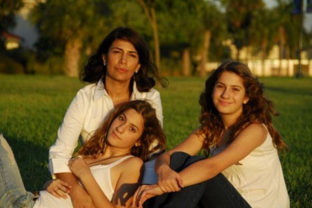 Ellas acaban de cumplir 18 años y se preparan para la Universidad.