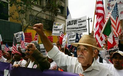 De Los Ángeles al resto del país crece el interés por unirse a la marcha...